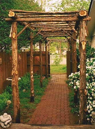 Haynes Cedar Company Arbor